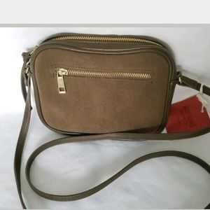 NWT Mossimo Supply Co Olive Crossbody Purse